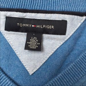 Tommy Hilfiger Sweaters - Tommy V-neck Sweater Large